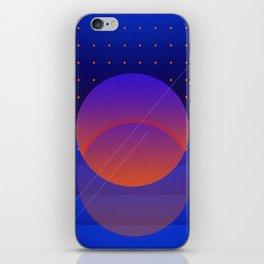 Quiet Morning iPhone Skin