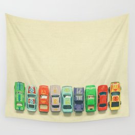 Get Set Go Wall Tapestry