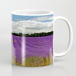 Lavender Landscape Coffee Mug