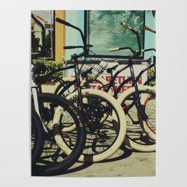 Bike Rentals Poster