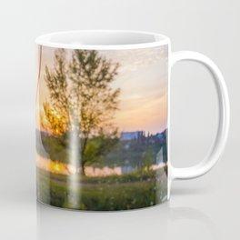 flowering teasel Coffee Mug