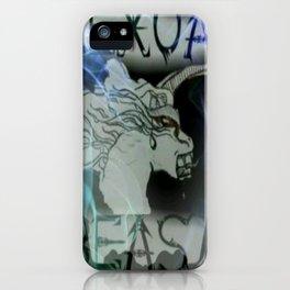 Sexual Beast iPhone Case