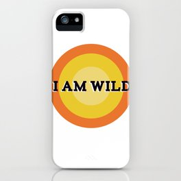 Je Suis Farouche iPhone Case