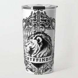 Gryffindor Crest Travel Mug