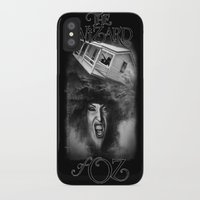 oz iPhone & iPod Cases featuring Oz by Magdalena Almero