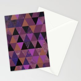 Abstract #831 Stationery Cards