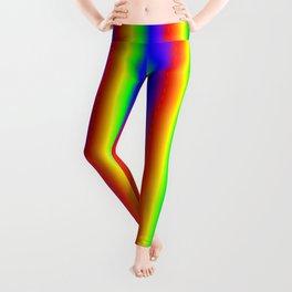 Rainbow Gradient Leggings