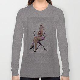 Violet Chachki Long Sleeve T-shirt