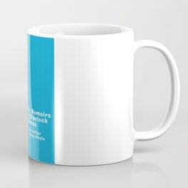 The Memoirs of Sherlock Holmes Coffee Mug