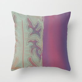 Shine and Shummer Throw Pillow