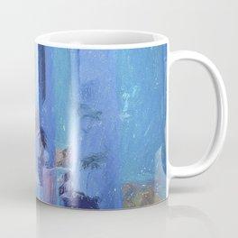 pastel cat Coffee Mug