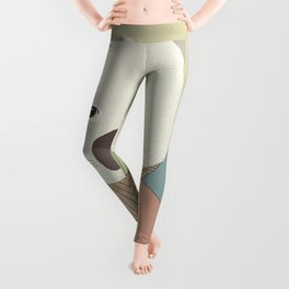 Whimsical Wombat Leggings
