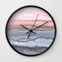 WITHIN THE TIDES - SCANDI LOVE Wall Clock