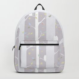 Owl forest (day) Backpack