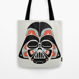 Death Mask - Alliance Is Rebellion - Darth Vader Tote Bag
