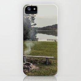 Barbacue iPhone Case