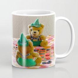 Hans and Yodel Coffee Mug