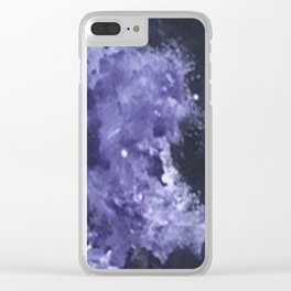 Forgotten Truths Clear iPhone Case