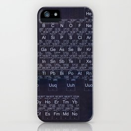 Periodic Table iPhone Case