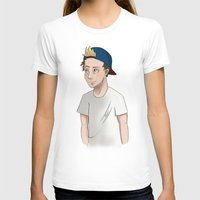 niall horan T-shirts featuring Niall Horan by Lunnorart