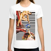 revolution T-shirts featuring Revolution by Shanelle Hicks
