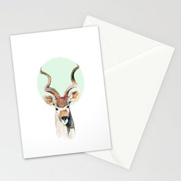 The Kudu  Stationery Cards