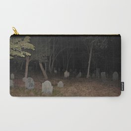 Cemetery Forest Carry-All Pouch