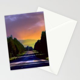 Road To Destiny Stationery Cards