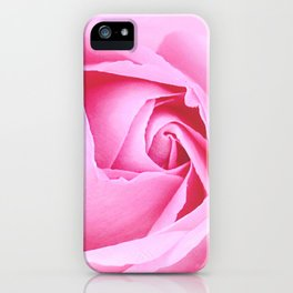 Rose Hypnose iPhone Case