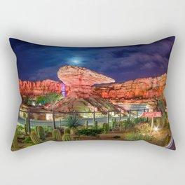 Carsland Disneyland Rectangular Pillow