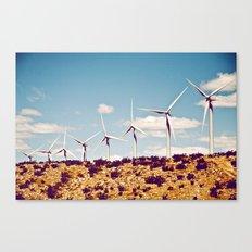 California Greening Canvas Print