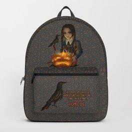 Wednesday Addams - Homicide Backpack