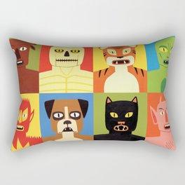 Animen Rectangular Pillow