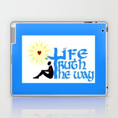 Life Truth Way Laptop & iPad Skin
