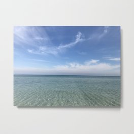 All you'll ever need Metal Print