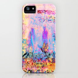 Romantic Winter Horror Story iPhone Case