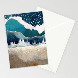 Late Winter Stationery Cards