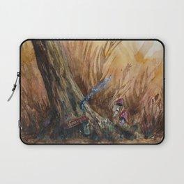 Ochre Treehouse Laptop Sleeve