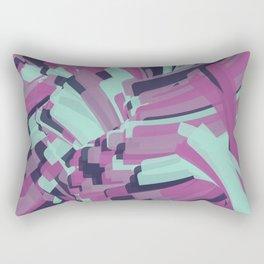 Twisting Nether Rectangular Pillow