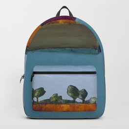 On The Precipice of the Fall Backpack