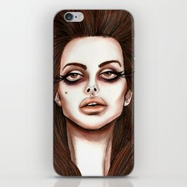 LDR No. 4 iPhone Skin