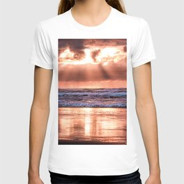 Northern California Sunset - Nature Photography T-shirt