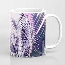 Jungle Sunrise - Ultra violet, green, pink and purple Coffee Mug