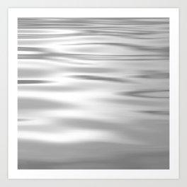 Sunlight on Water Art Print