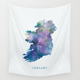 Ireland Wall Tapestry