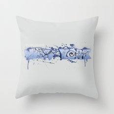 84 King St. New York Throw Pillow