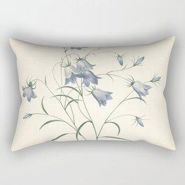 Vintage Illustration Medicinal Plant No 7 Rectangular Pillow