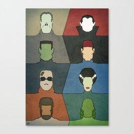 A Universal Horror Canvas Print