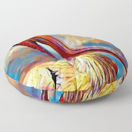 Pelican 4 Floor Pillow