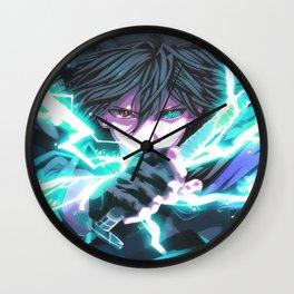 Sasuke Uchicha Wall Clock